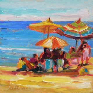 Life's a Beach 1 by Lucy Manley