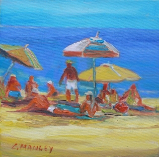 Life's a Beach 2 by Lucy Manley