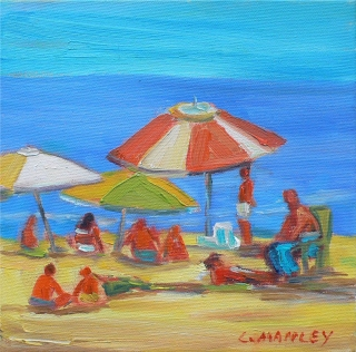 Life's a Beach 3 by Lucy Manley