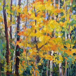 Sunny Fall #4 by Lucy Manley
