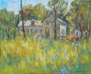 Sunny Day Abandon by Lucy Manley