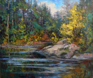 Eel's Creek by Lucy Manley