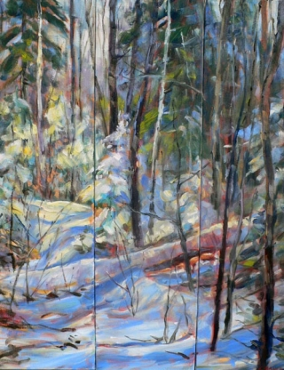 Winter Bliss by Lucy Manley