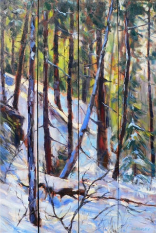 Winter Majesty by Lucy Manley