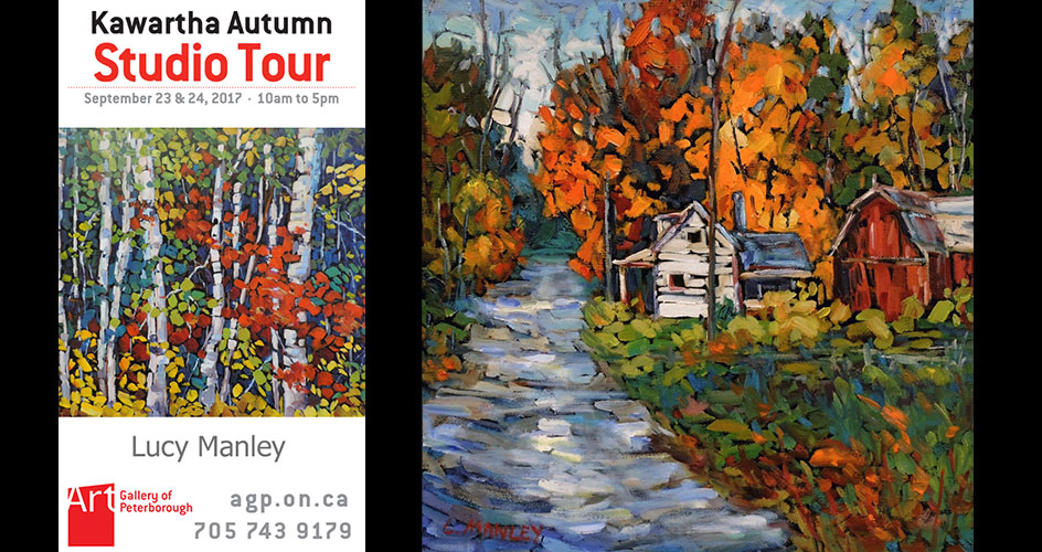 Kawartha Autumn Studio Tour 2017